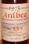 ardbeg 1975 G&M for Intertrade 13 y.o. featured