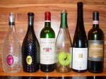 Wines at Birthday Party
