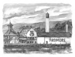 Ardmore Distillery Painting