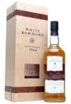 White Bowmore 43 y.o. OB 1964 Bourbon Cask