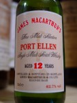 Port Ellen 12 years old James MacArthur