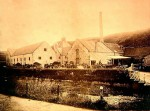 Glenrothes Distillery old