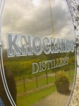 Knockando Distillery Sign