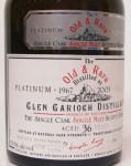 Glen Garioch 1967 Platinum Selection 36 y.o. Douglas Laing Old & Rare