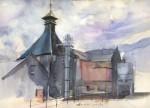 Longmorn Distillery painted