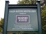Glen Keith sign