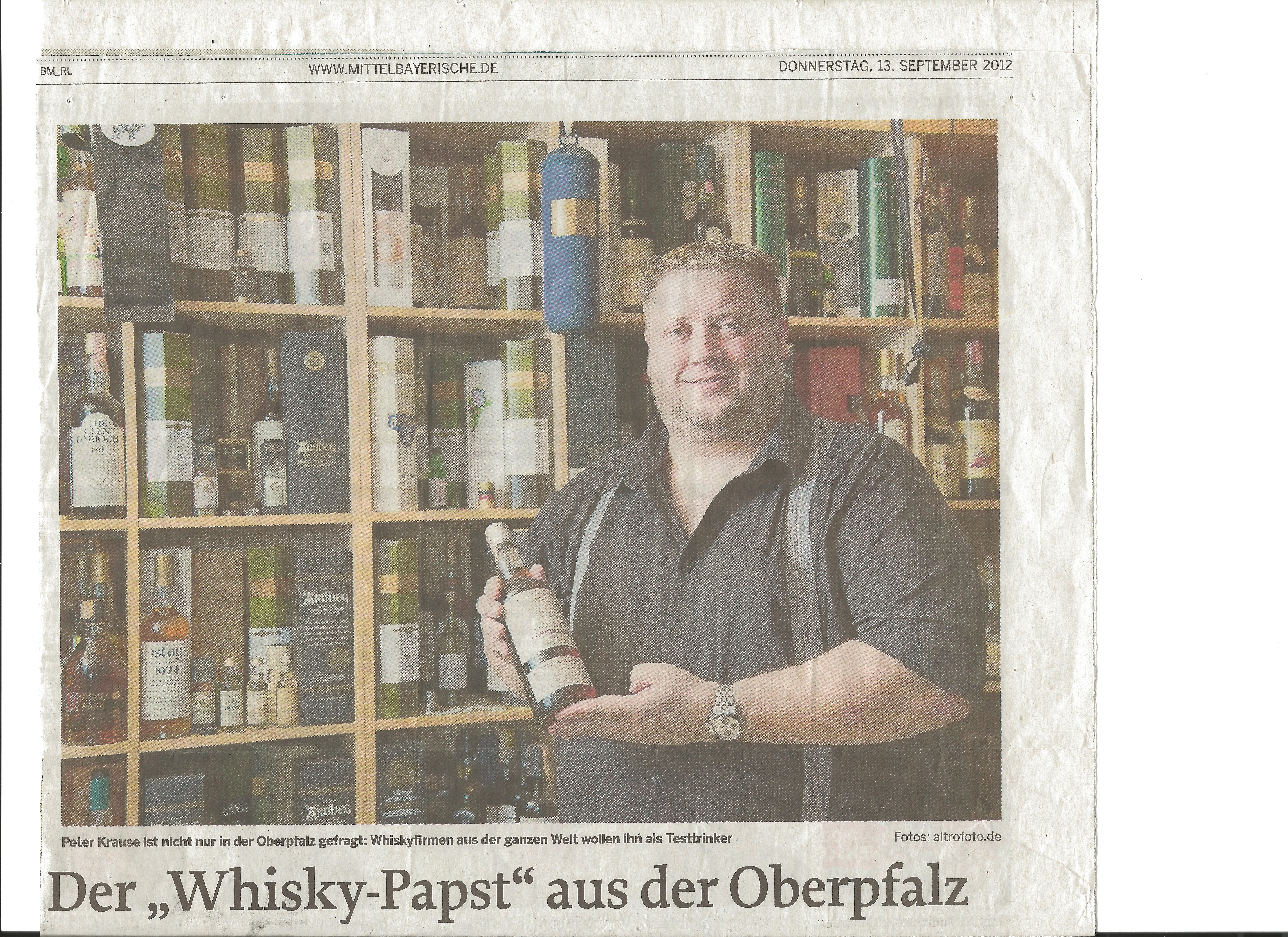 Mittelbayerische Zeitung September 2012 - 1