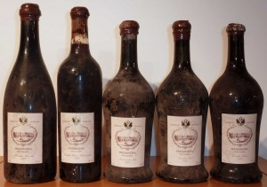 Massandra Selection wines old