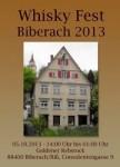 Whisky Fest Biberach 2013