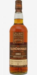 Glendronach Archives 2002