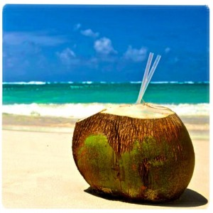 Beach Cocktail Drink Coconut