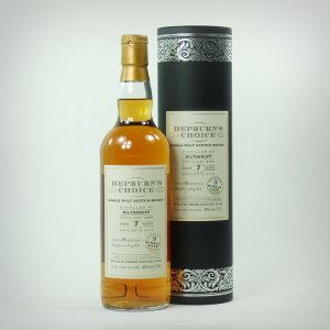 Miltonduff 7 Hepburns Choice Sherry