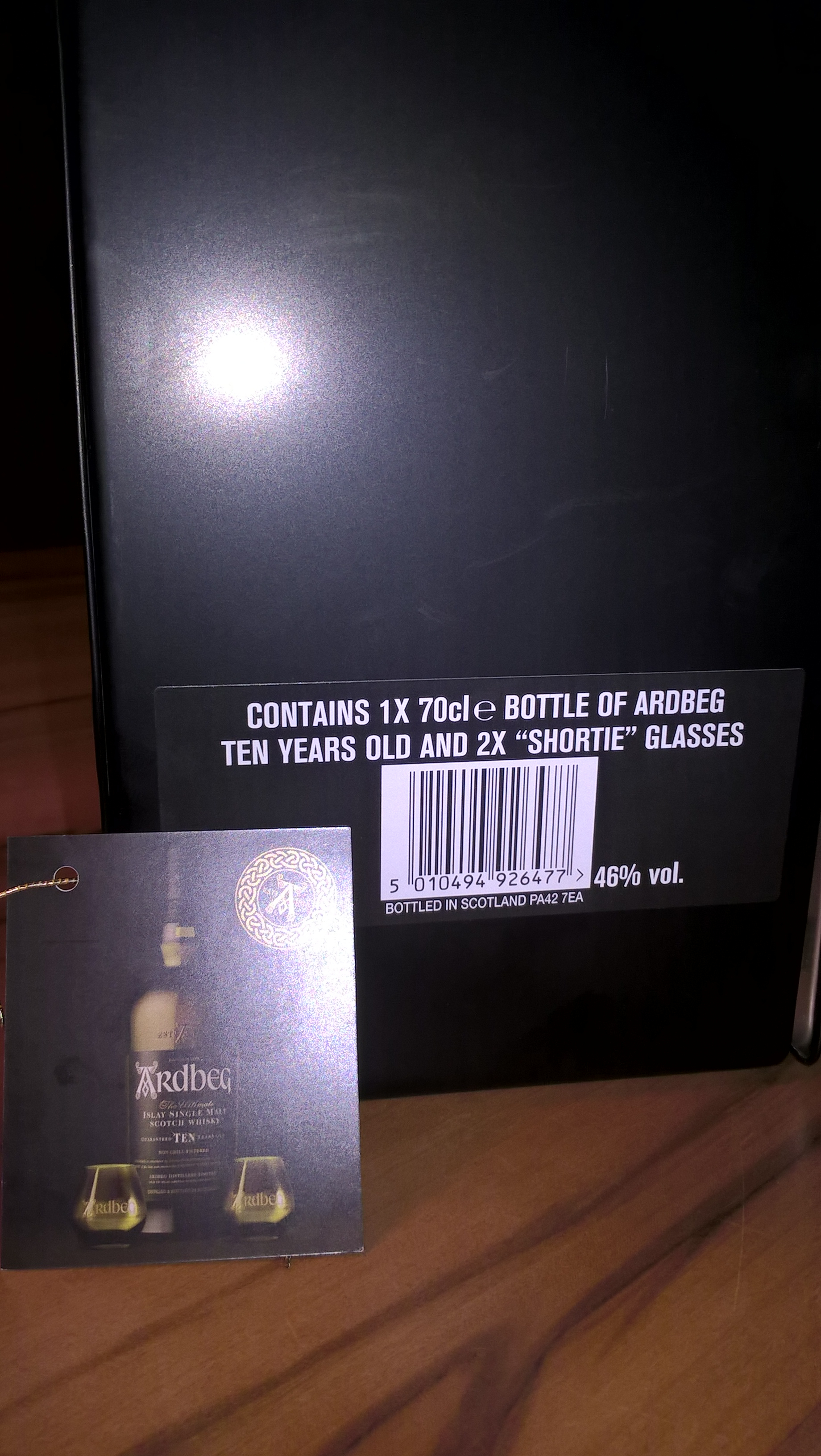 Ardbeg TEN Quadrant slowdrink.de limited