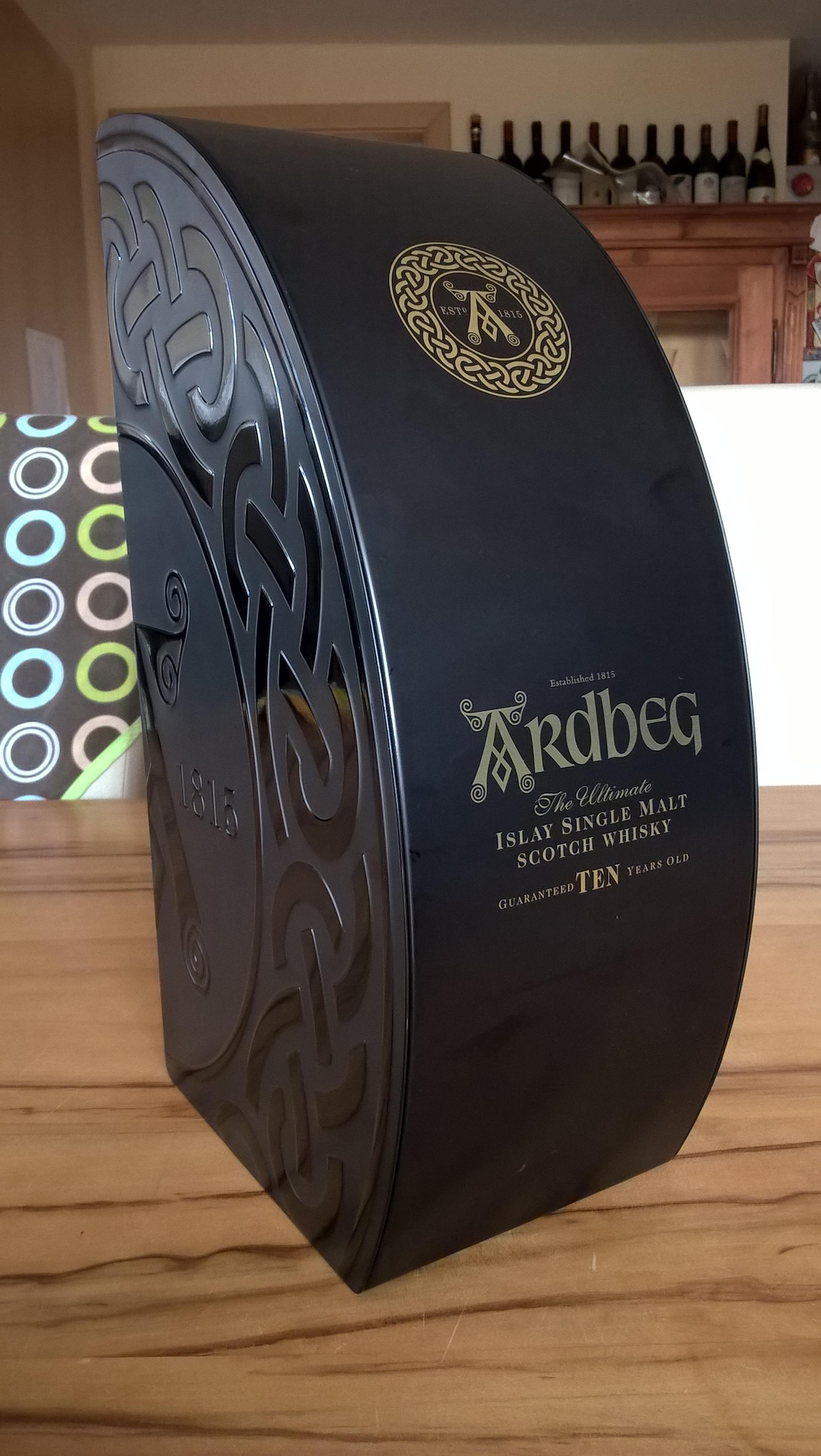 Ardbeg TEN special release limited slowdrink.de