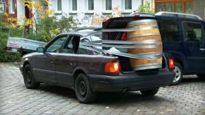 Cask Transport
