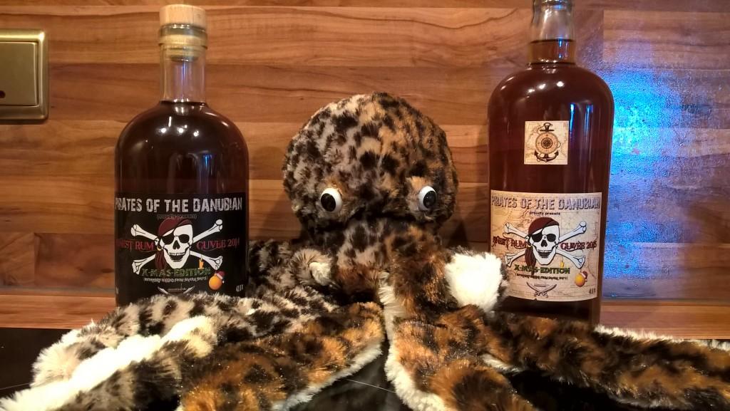 X-Mas Rum 2014 und 2015