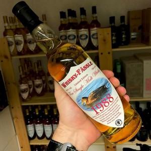 Mannochmore Whisky-Fässle 1988