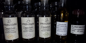 Springbank Millenium Edition 40 45 50 and more