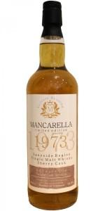 Mancarella Flasche