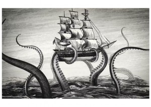 Krakenschiff