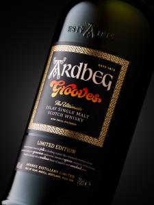 Ardbeg Grooves closeup
