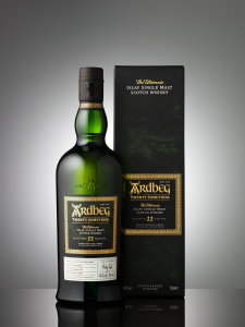 Ardbeg 22j grey box