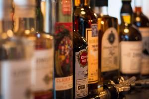 Rum verschwommen